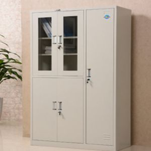 5-Door Office Furniture Steel Swing Door Filing Cabinet pictures & photos