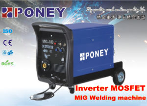 Inverter Gas Welding Machine Mosfet MIG-160/180/200 pictures & photos