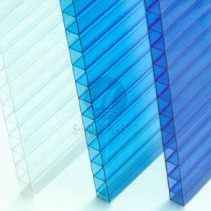 High Quality Polycarbonate Hollow Sheet, PC Sheet, PC Panel pictures & photos