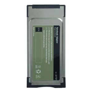 SD Card Adaptor for Xdcam Series Camera SDHC Sdxc Into Sxs Card Express Card Adapter pictures & photos
