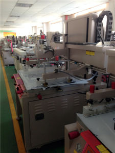 Chntop Screen Printing Machine with Humanization Requirementse