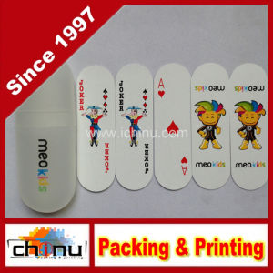 Customized Advertising Playing Cards / Poker / Bridge (430016) pictures & photos