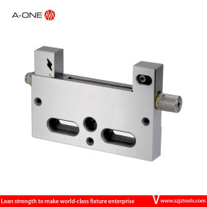 a-One Erowa Wire-EDM Manual Mechanical Vise for CNC Milling Lathe Machine pictures & photos