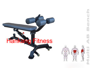 Fitness Equipment, Gym Machine, Multi Ab Bench -PT-838 pictures & photos