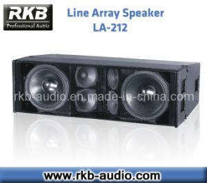 "Dual 12"" Three-Way Passive Line Array Speaker (LA-212)"