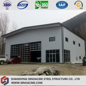 Engineered Steel Structure Building for Aircraft Hanger pictures & photos