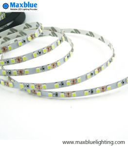 DC12V 5mm SMD3528 120LEDs/M Slim LED Strip Light/LED Flexible Strip pictures & photos