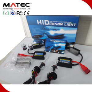 12V 24V 55W HID Xenon Kit 6000k 8000k 10000k Colorful Bulb Car HID Lights H1 H3 H7 H11 9005 9006 pictures & photos
