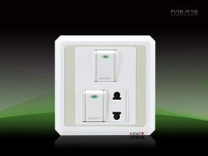 Wall Switch and Socket (V6-5, D2B)
