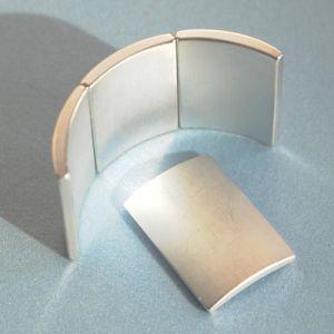 NdFeB Magnets for Motors, Wind Power Generators and Speakers. N33-N52; 38m-48m; 35h-48h; 30sh-45sh; 30uh-45uh; 38eh