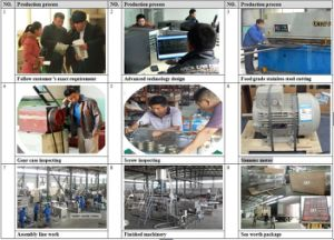 Breakfast Cereals Corn Flakes Processing Line pictures & photos