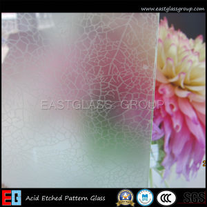 Eg 3mm-12mm Clear/Art/Decorative/Acid Etched Glass pictures & photos
