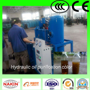 Ty-20 Effective Vacuum Oil Purifier, Turbine Oil Purification pictures & photos