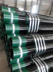 API 5CT Tubing and Casing with Grade H40/K55/L55/N80/L80/P110 pictures & photos