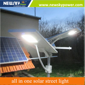 50W 12W Intelligent All-in-One Solar Street Lights with Ce, RoHS pictures & photos