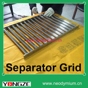 Magnetic Square/Rectangular Hopper Grates