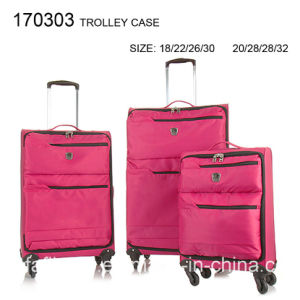 EVA Suitcase Spinner Luggage for Travelling pictures & photos