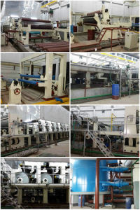 2400mm Culture Paper Making Machine, White Paper Mill pictures & photos