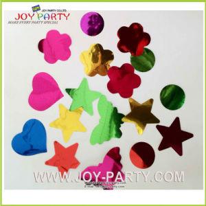 Colorful Pet Foil Confetti Party Decoration Wedding Decoration pictures & photos