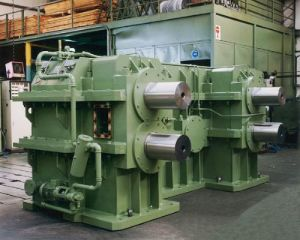 China Automatic Deformed Bar and Steel Wire Rod Hot Rolling Mill Stand for Sale pictures & photos