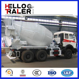 SINOTRUK HOWO 6X4 8m3 Concrete Mixer pictures & photos