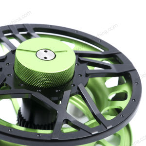 Large Arbor Waterproof Drag System Light CNC Fly Fishing Reel pictures & photos