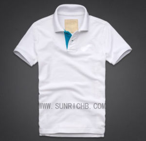 Men Polo Cotton Shirt (PTS04002) pictures & photos