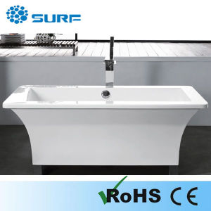 Classic Pure White Bathtub Acryl (SF5G002)