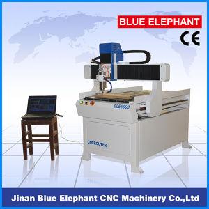 Ele-6090 Professional Mini CNC Router Machine for Wood, Stone, Aluminum pictures & photos
