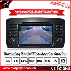 Carplayer Anti-Glare (Optional) Android System for Benz R GPS DVD Player Double DIN Car Audio pictures & photos