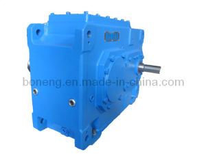 Industrial Helical Parallel Shaft Geared Motor