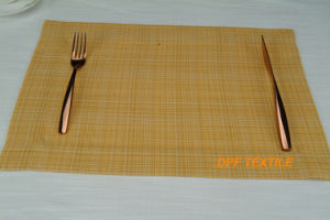 Table Mat for Restaurant Textile (DPR6103) pictures & photos
