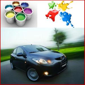 Heat Sensitive Car Paint Usage Matte Black Car Refinish Paint pictures & photos