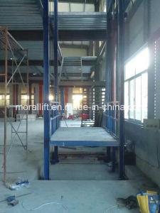 Lead Rail Vertical Platform Lift for Cargo pictures & photos
