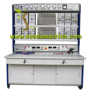 Electrical Skills Training Workbench Laboratory Equipment for College University Institution pictures & photos