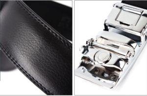 Ratchet Leather Belt for Men (A5-140706) pictures & photos