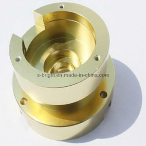 CNC Lathing with Precision Turned Parts for CNC Parts (LM-139) pictures & photos