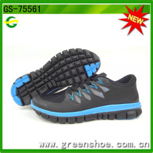 Athletic Men Footwear Sports Shoes pictures & photos