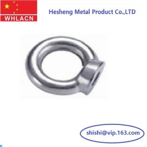 Precision Casting Stainless Steel Eyebolts with Machining pictures & photos