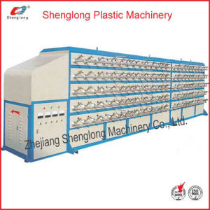 Cam Type Bobbin Winding Machine for Plastic Yarn (SL-STL) pictures & photos