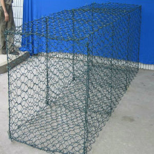 Hot Dipped Galvanized and PVC Coated Gabion pictures & photos
