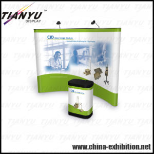 Aluminum Fabric Pop up Stand pictures & photos