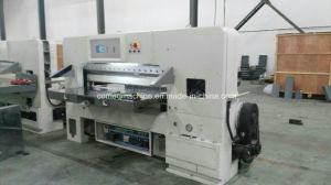 Automatic Honeycomb Paper Core Bloc Cutter with PLC Control pictures & photos