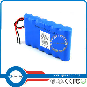Li-ion 18650 Battery Pack 1.1V 5200mAh pictures & photos