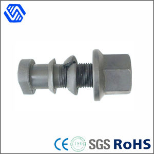 Hot DIP Galvanizing High Quality Track Wheel Bolt Alloy Wheel Nut Bolt pictures & photos