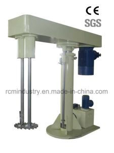 Well-Effecient Double Shaft Disperser Machine pictures & photos