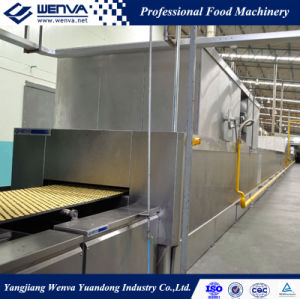 Tunnel Oven for Biscuit Making pictures & photos