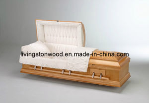 American Style Solid Maple Casket (Randolph)