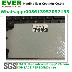 2017 New Epoxy Resins Solid Ral7042 Powder Coating pictures & photos