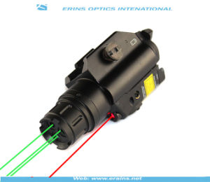 Tactical Triple Green Laser Sight with Single Red Laser Scope Combo (ES-TR-L2-RG) pictures & photos